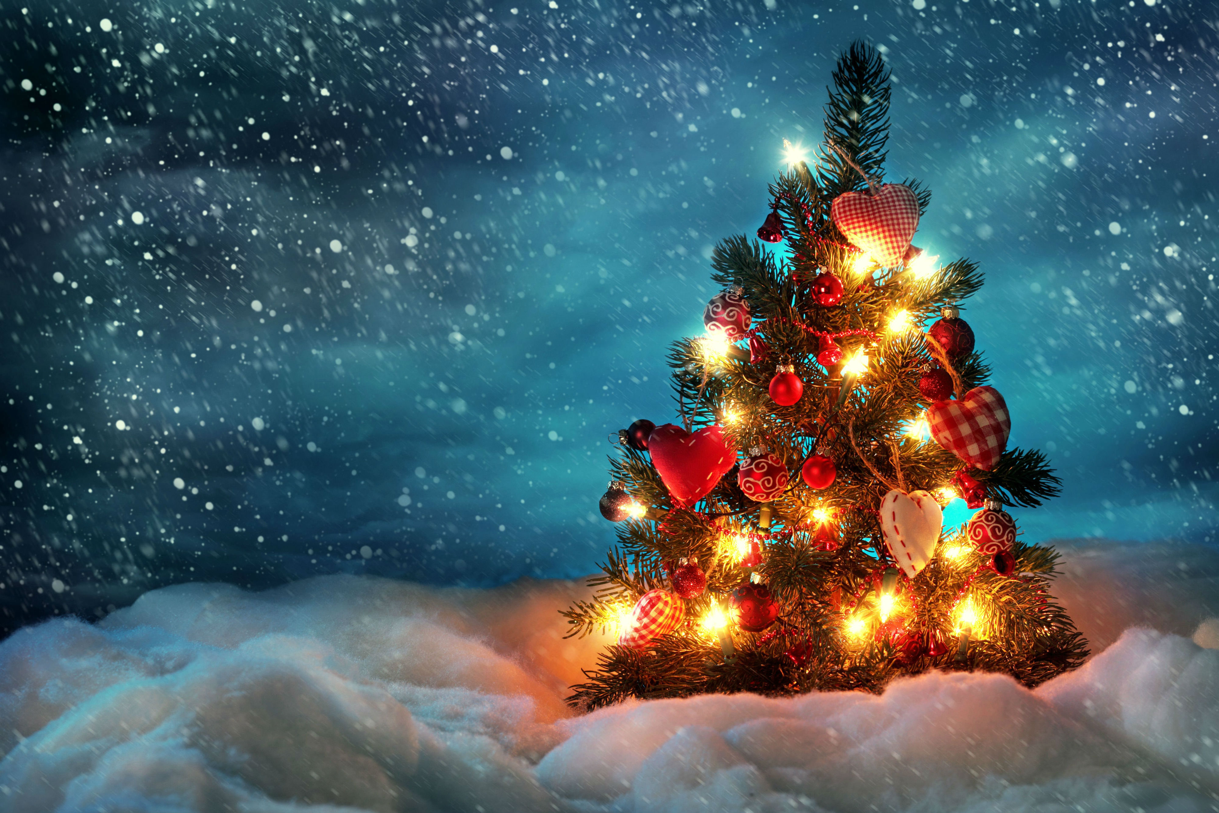 26 christmas wallpapers - HDwallpapers.net